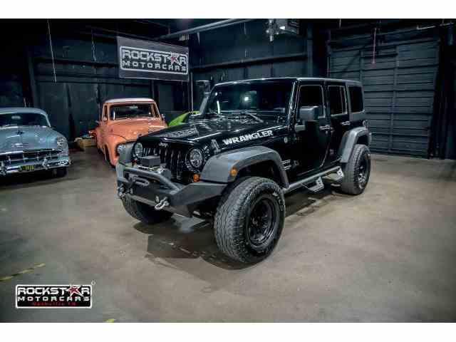 2012 Jeep Wrangler | 992466