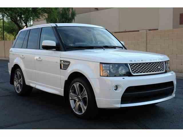 2012 Land Rover Range Rover Sport | 992473