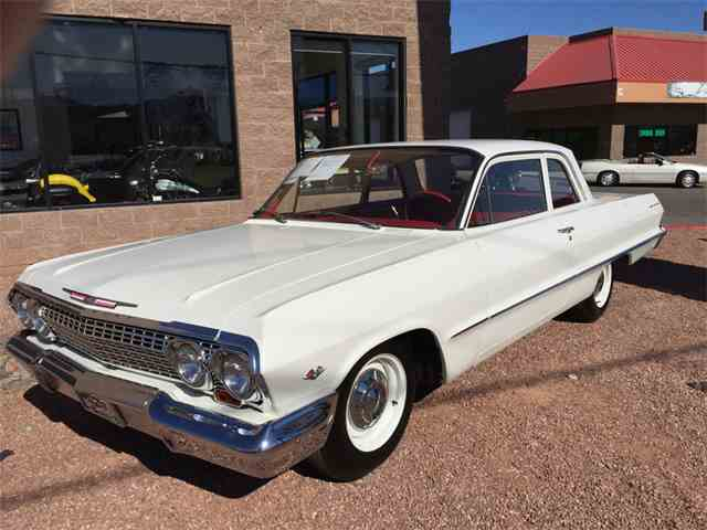 1963 Chevrolet Bel Air | 992488