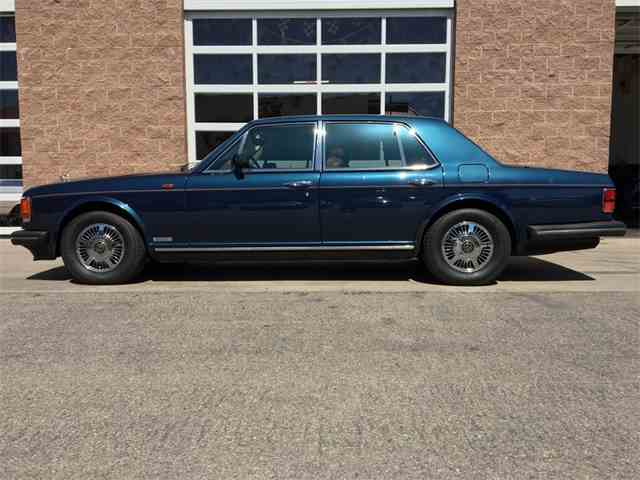 1988 Bentley Mulsanne S | 992499