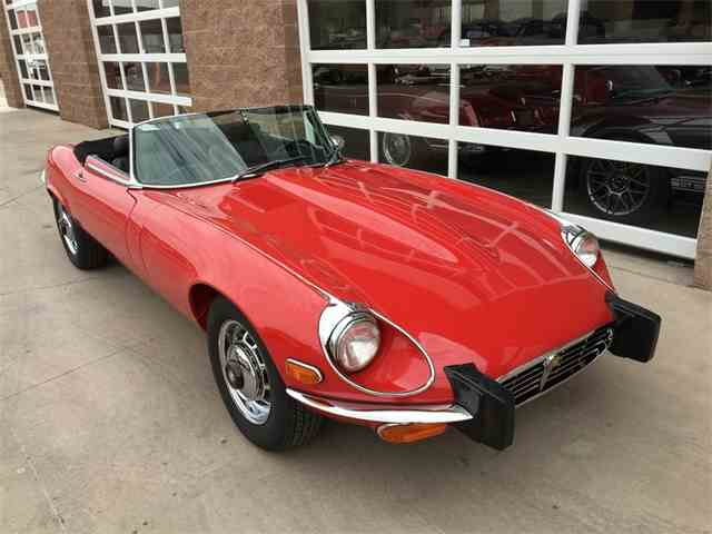 1974 Jaguar E-Type | 992505
