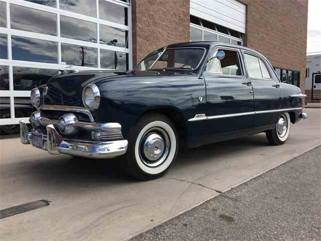 1951 Ford Custom | 992506