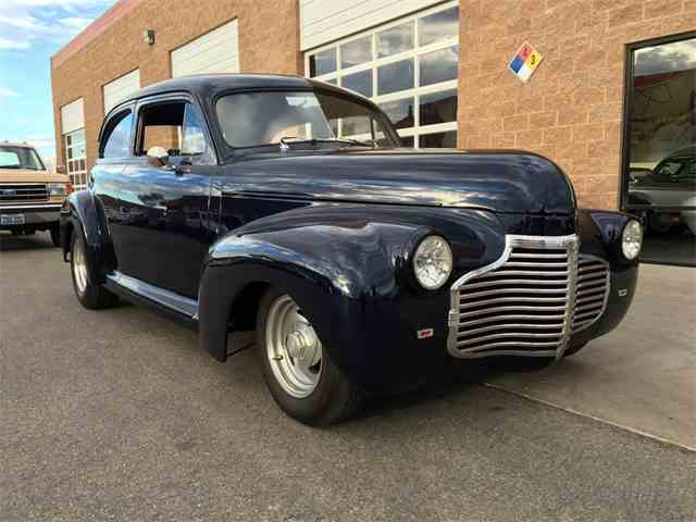 1941 CHEVROLET SPECIAL DELUXE HOT ROD | 992527