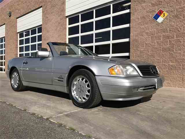 1998 Mercedes-Benz 600SL | 992528
