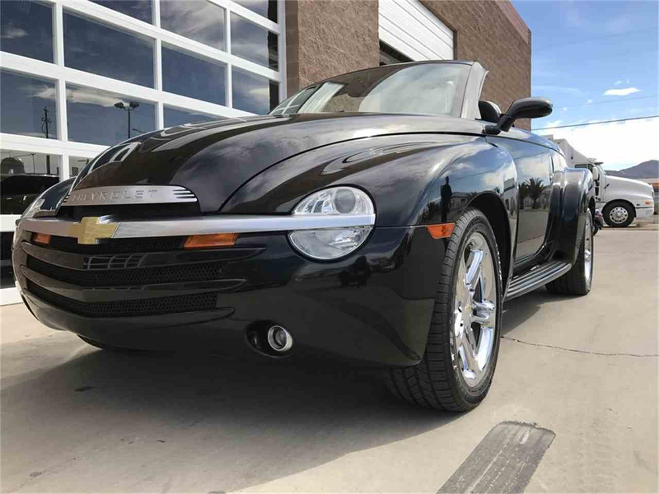 All Chevy 2006 chevrolet ssr for sale : 2006 Chevrolet SSR for Sale | ClassicCars.com | CC-992532
