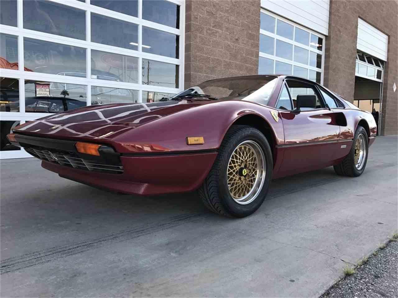 1981 Ferrari GTBi for Sale - CC-992533