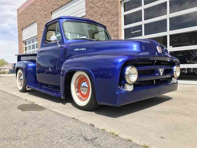 1953 FORD F100 RESTOMOD | 992537