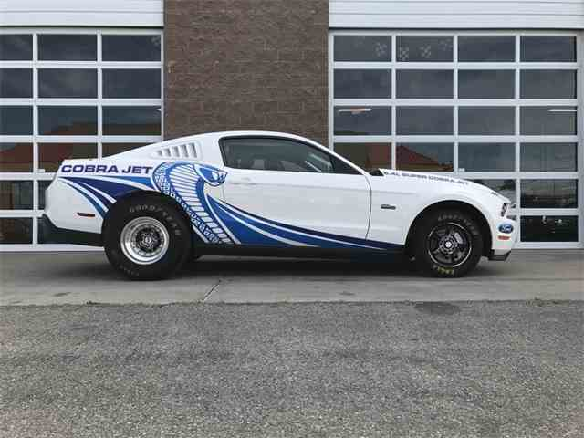 2012 FORD MUSTANG SUPER COBRA JET #022 | 992539