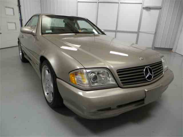 1999 Mercedes-Benz SL500 | 990254
