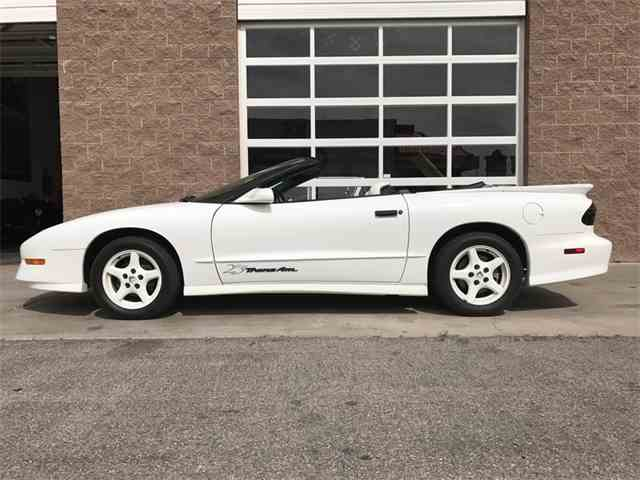 1994 PONTIAC FIREBIRD TRANS AM 25TH ANNIV | 992542