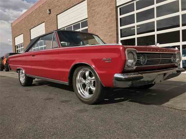 1966 Plymouth Satellite | 992545