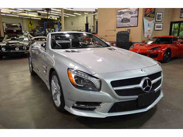 2013 Mercedes-Benz SL55 | 992556