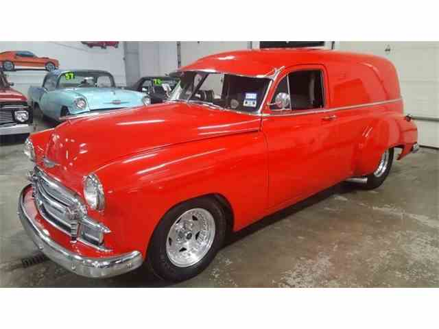 1950 Chevrolet SEDAN DELI    Street Rod | 992567