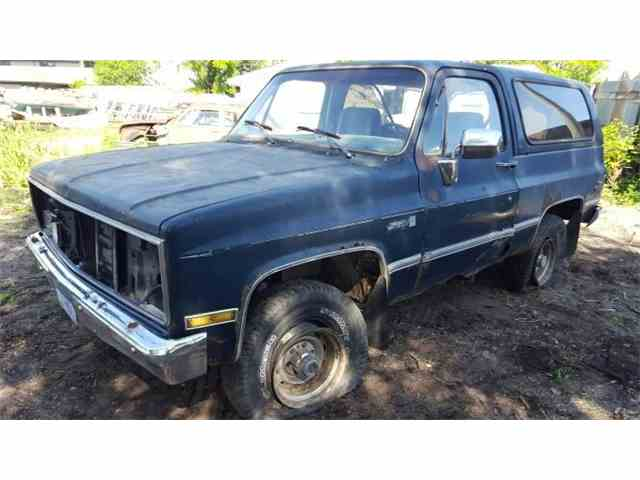 1987 Gmc Jimmy    K10 4x4 | 992568
