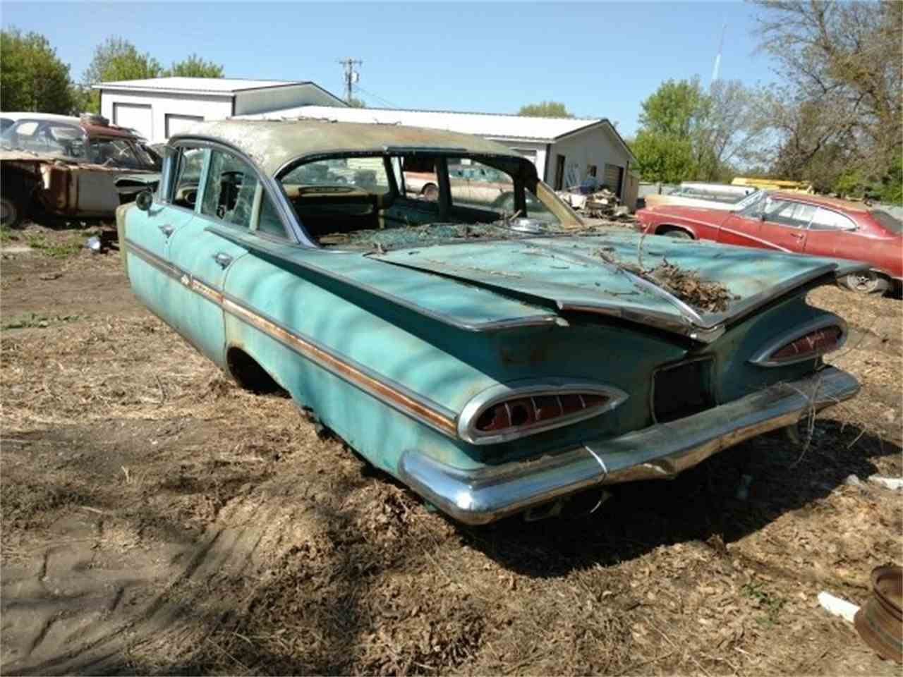 1959 chevrolet impala sedan for sale. Black Bedroom Furniture Sets. Home Design Ideas