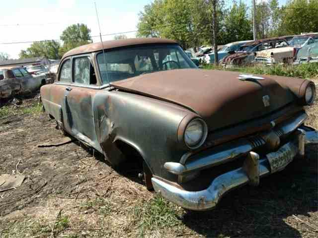 1953 Ford Mainline    2dr | 992573