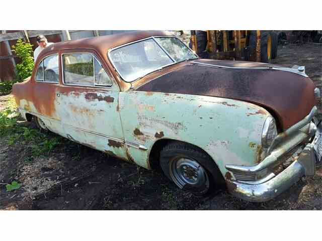 1950 Ford POST    Post | 992580