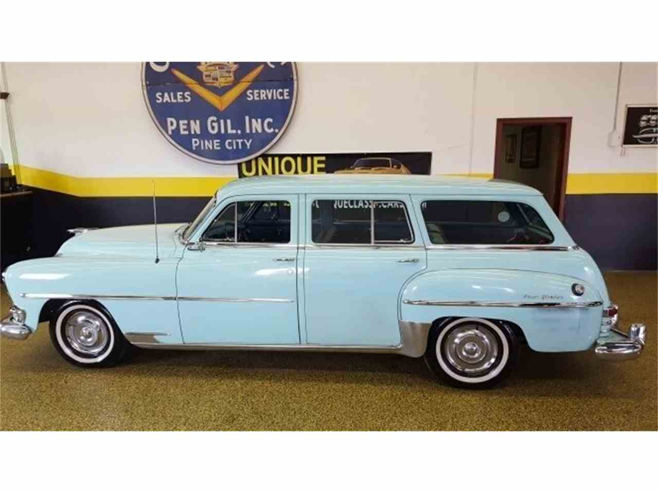 1954 chrysler town country for sale cc 992582. Black Bedroom Furniture Sets. Home Design Ideas