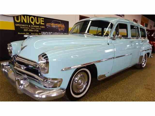 1954 Chrysler Town & Country | 992582