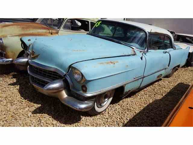 1955 Cadillac Series 62    Coupe | 992584