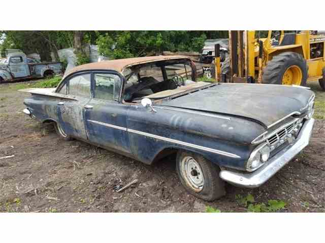 1959 Chevrolet Biscayne    Sedan | 992586