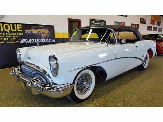 1954 Buick Skylark    Convertible | 992588
