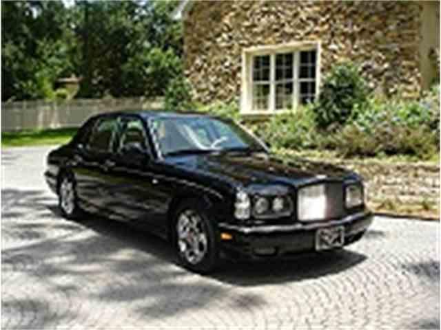 2001 Bentley Arnage | 990259