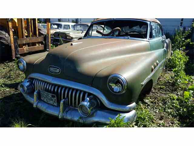 1950 Buick Super    2dr Hardtop | 992590