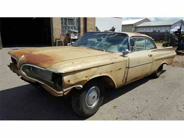 1959 Pontiac Catalina    2dr Bubbletop | 992591