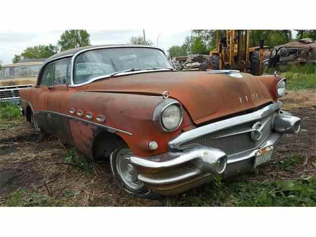 1956 Buick Roadmaster    4dr Hardtop | 992592