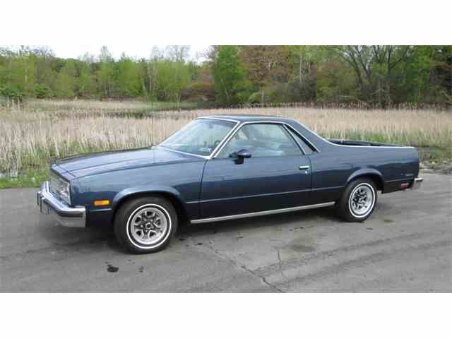 1982 GMC Caballero | 990260