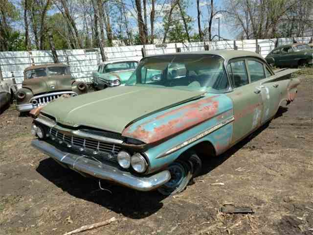 1959 Chevrolet Biscayne    Sedan | 992603
