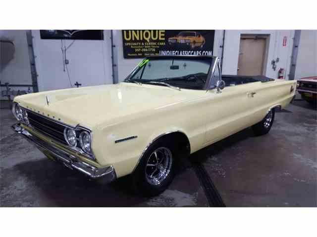1967 Plymouth Belvedere | 992614