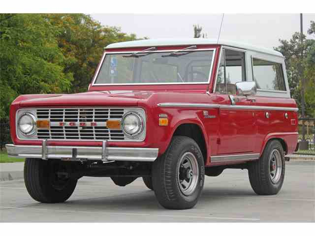 1971 Ford Bronco | 990262