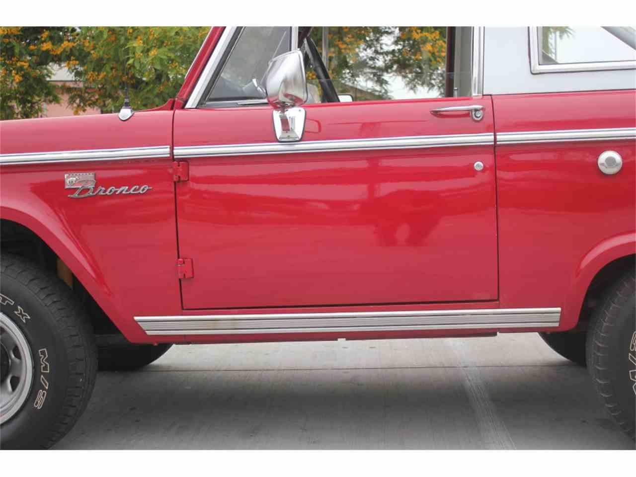 1971 ford bronco for sale cc 990262. Black Bedroom Furniture Sets. Home Design Ideas