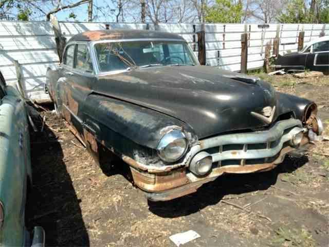 1952 Cadillac DeVille    Sedan | 992620