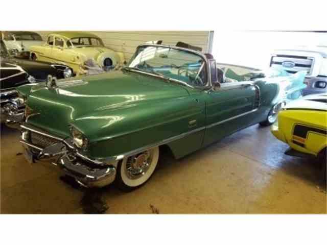 1956 Cadillac Eldorado    Convertible | 992622
