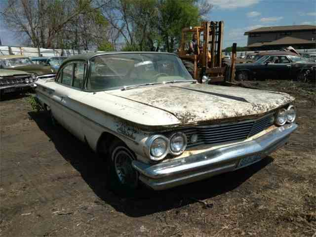 1960 Pontiac Catalina    Sedan | 992624