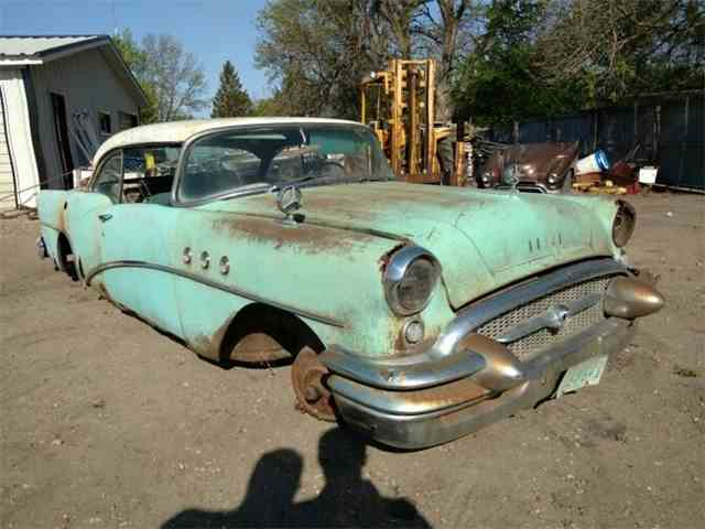1955 Buick Special    2dr Hardtop | 992626