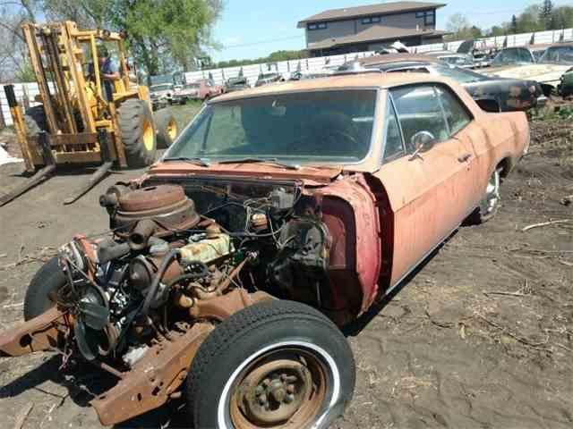 1966 Buick Skylark    2dr Hardtop | 992628