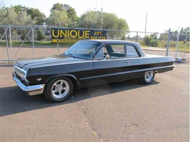 1963 Chevrolet Biscayne | 992631