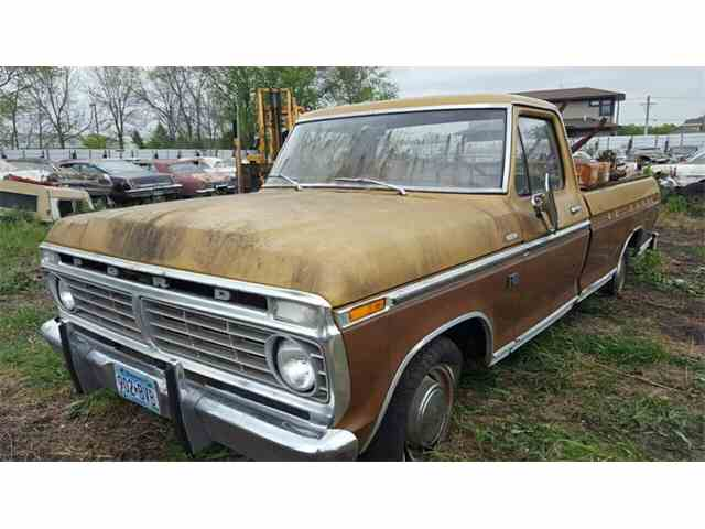 1974 Ford Pickup    Pickup | 992632