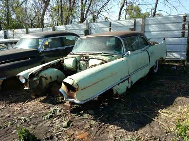 1955 Cadillac Series 62    Coupe | 992650