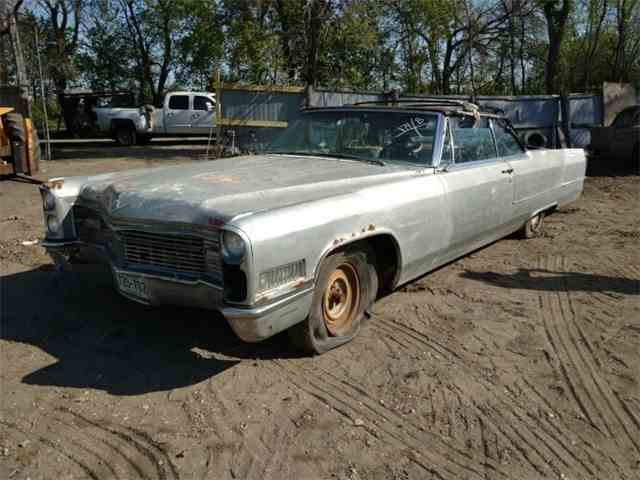 1966 Cadillac DeVille    Convertible | 992653