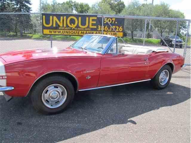 1967 Chevrolet Camaro | 992656