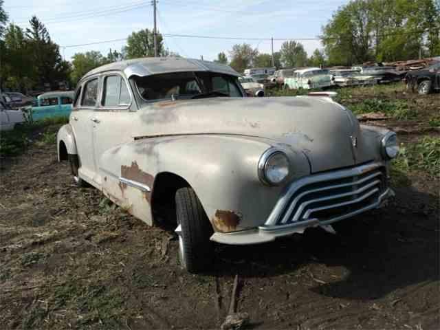 1947 Oldsmobile Sedan | 992657
