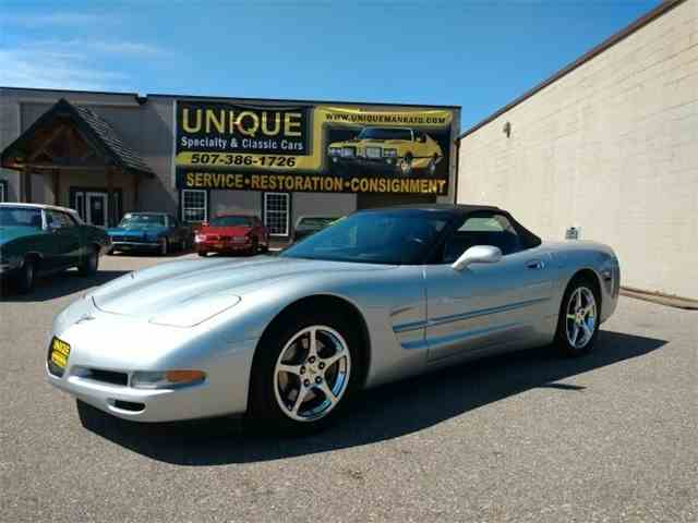 2003 Chevrolet Corvette    Convertible | 992659