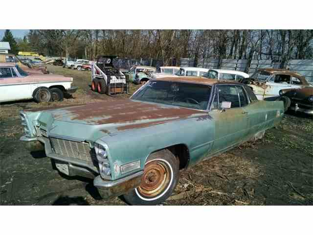 1968 Cadillac Coupe DeVille | 992660