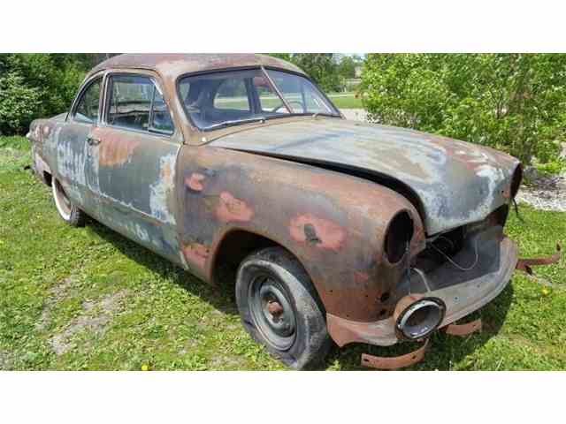 1950 Ford POST   992663