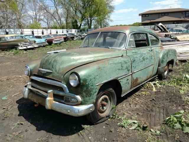 1951 Chevrolet Fleetline    2dr Fastback | 992668